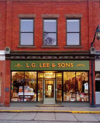 L G Lee Sons